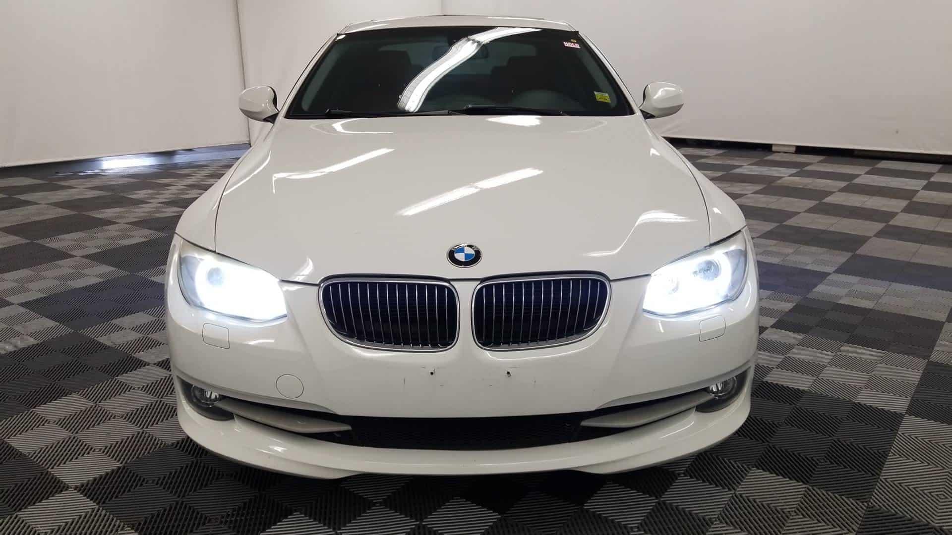 2011 BMW 328i Cpe 2
