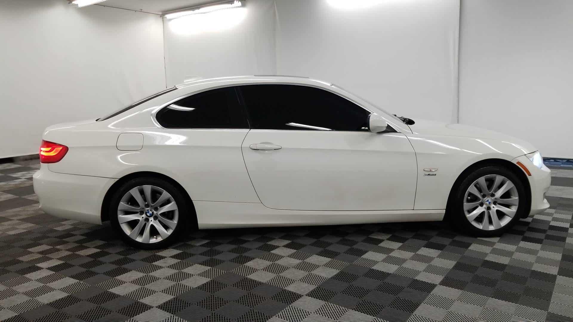 2011 BMW 328i Cpe 7