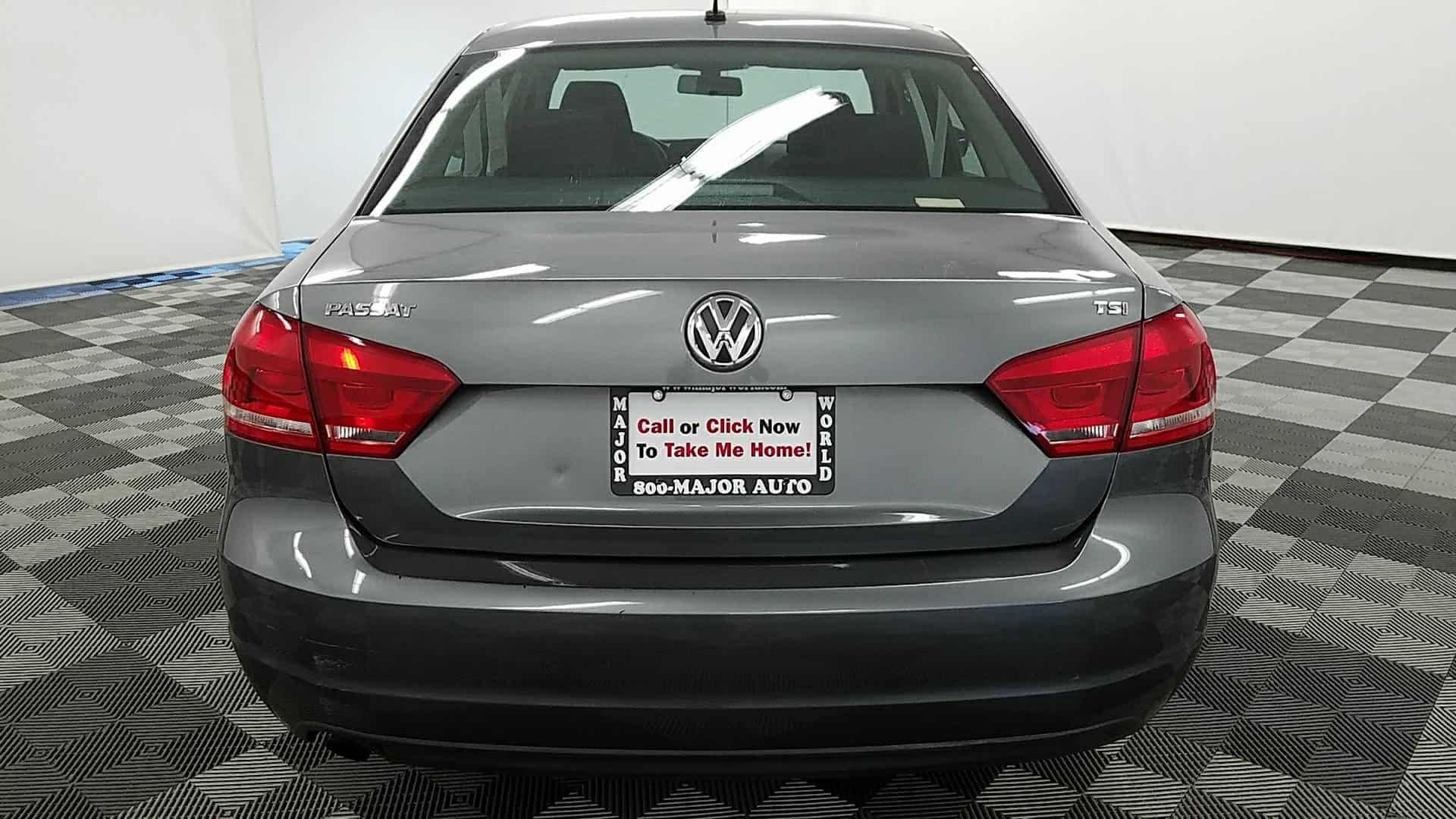2014 VW Passat.9
