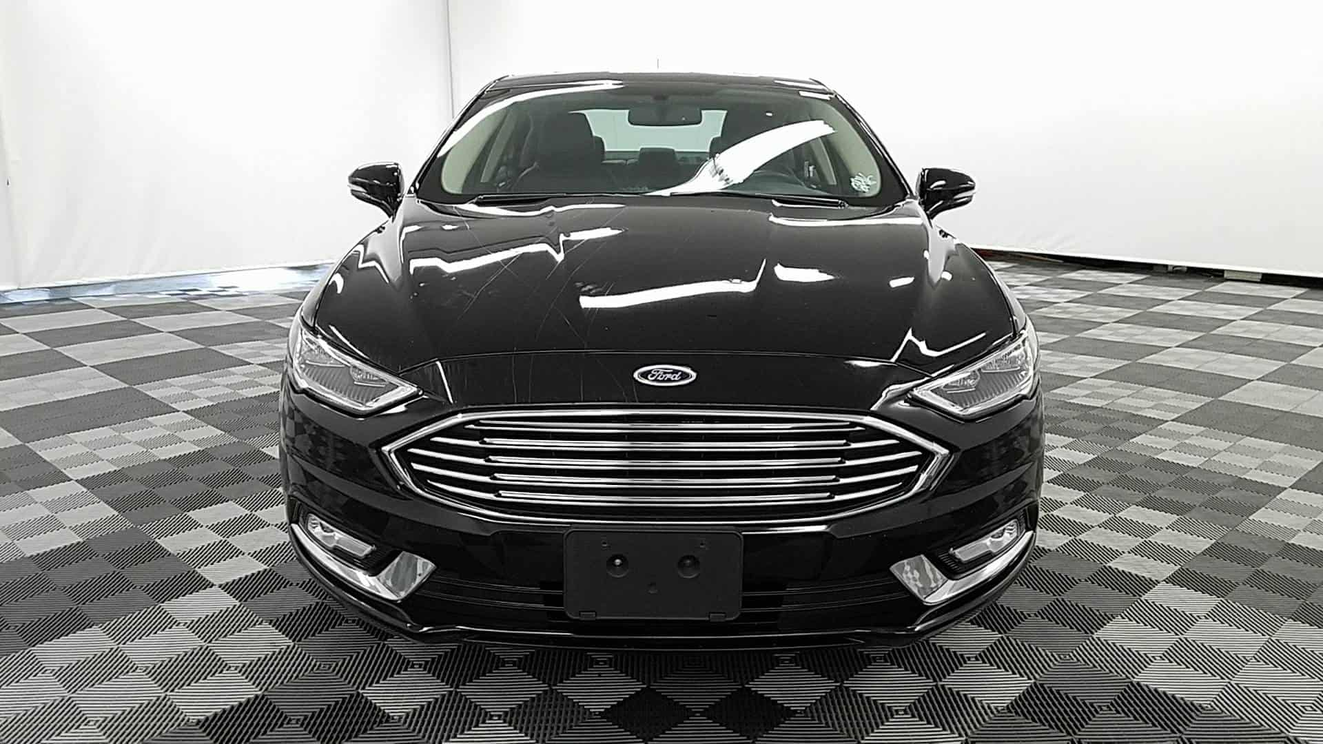 2016 Ford Fusion 2