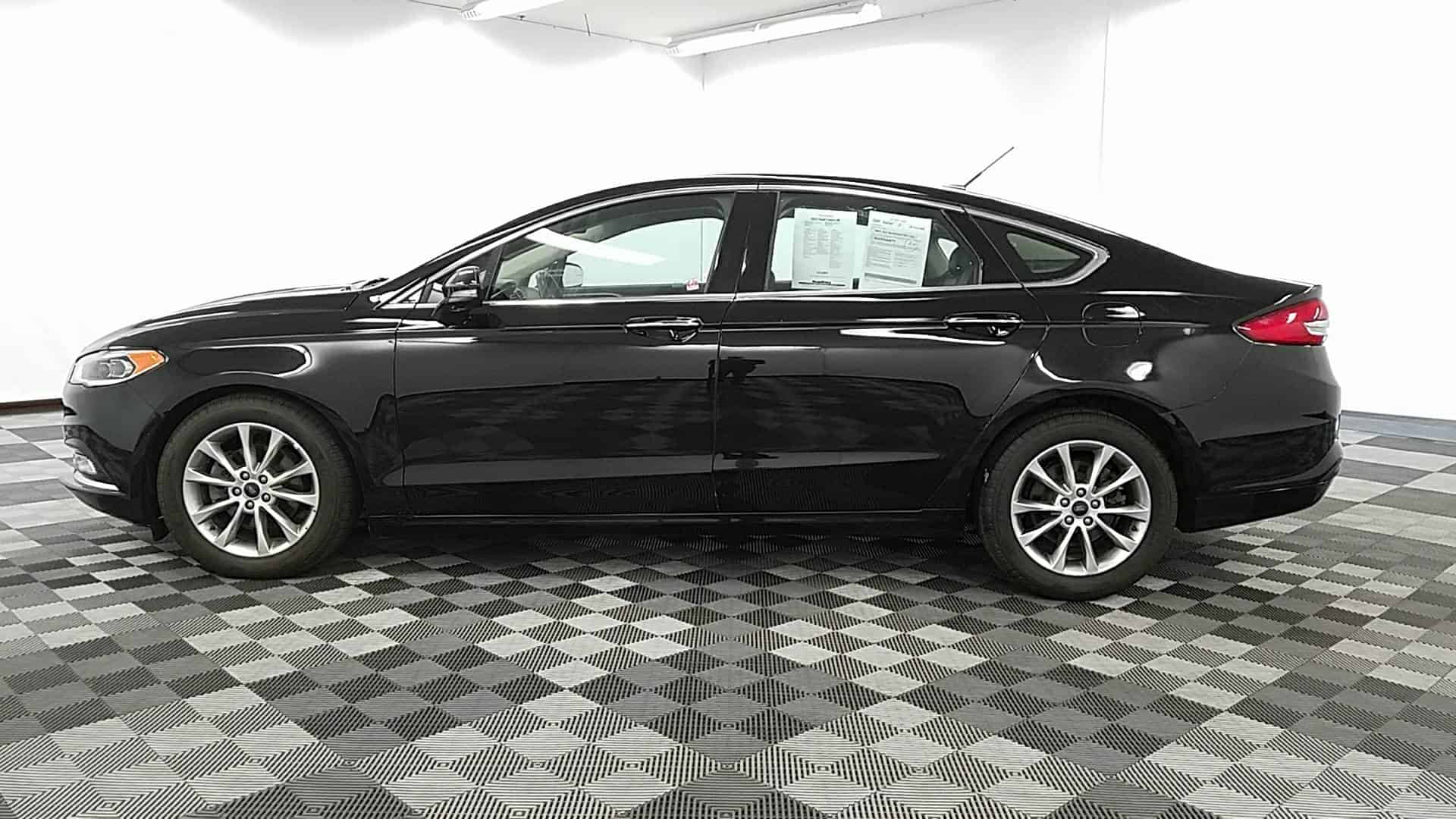 2016 Ford Fusion 4