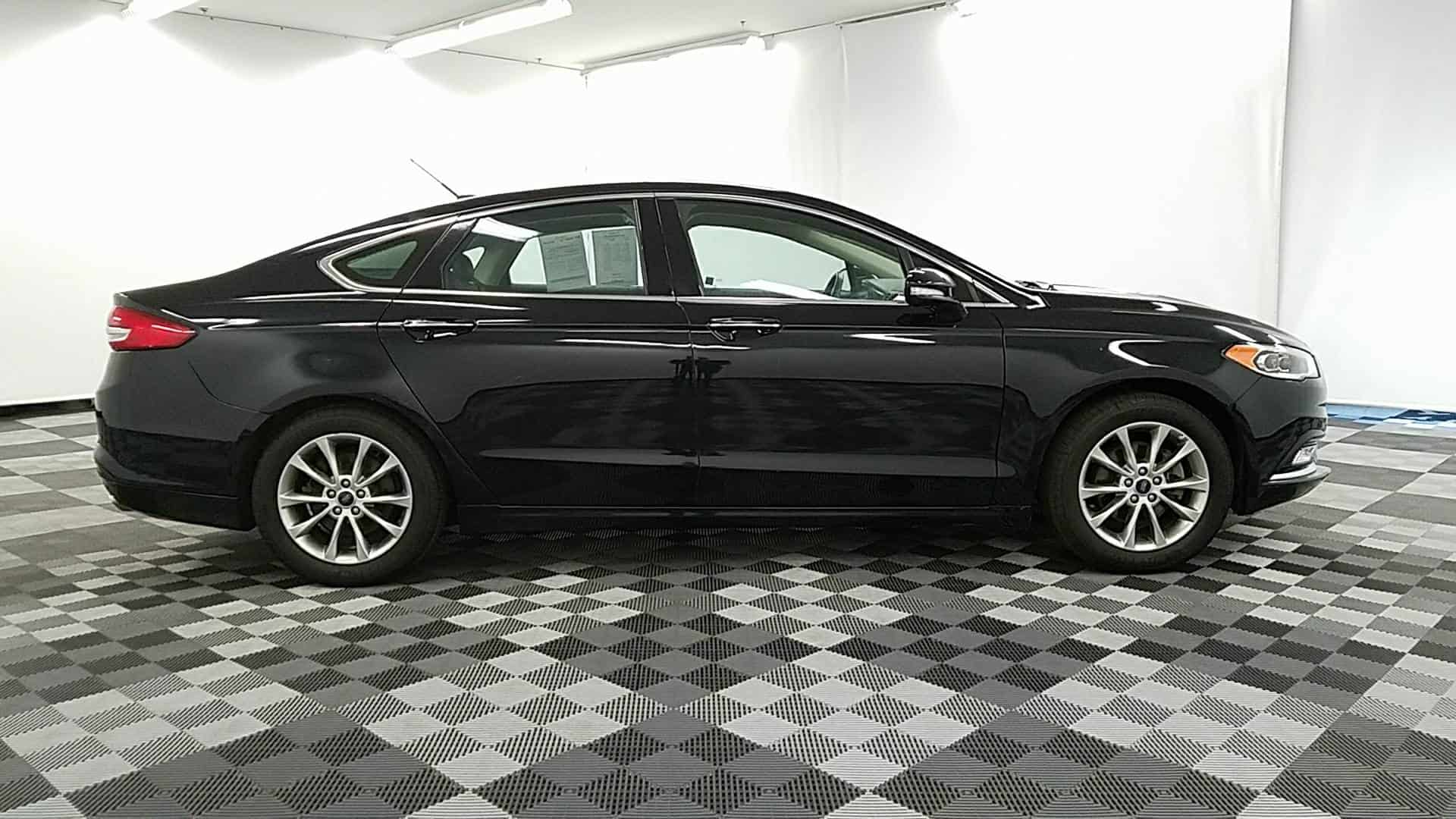 2016 Ford Fusion 7