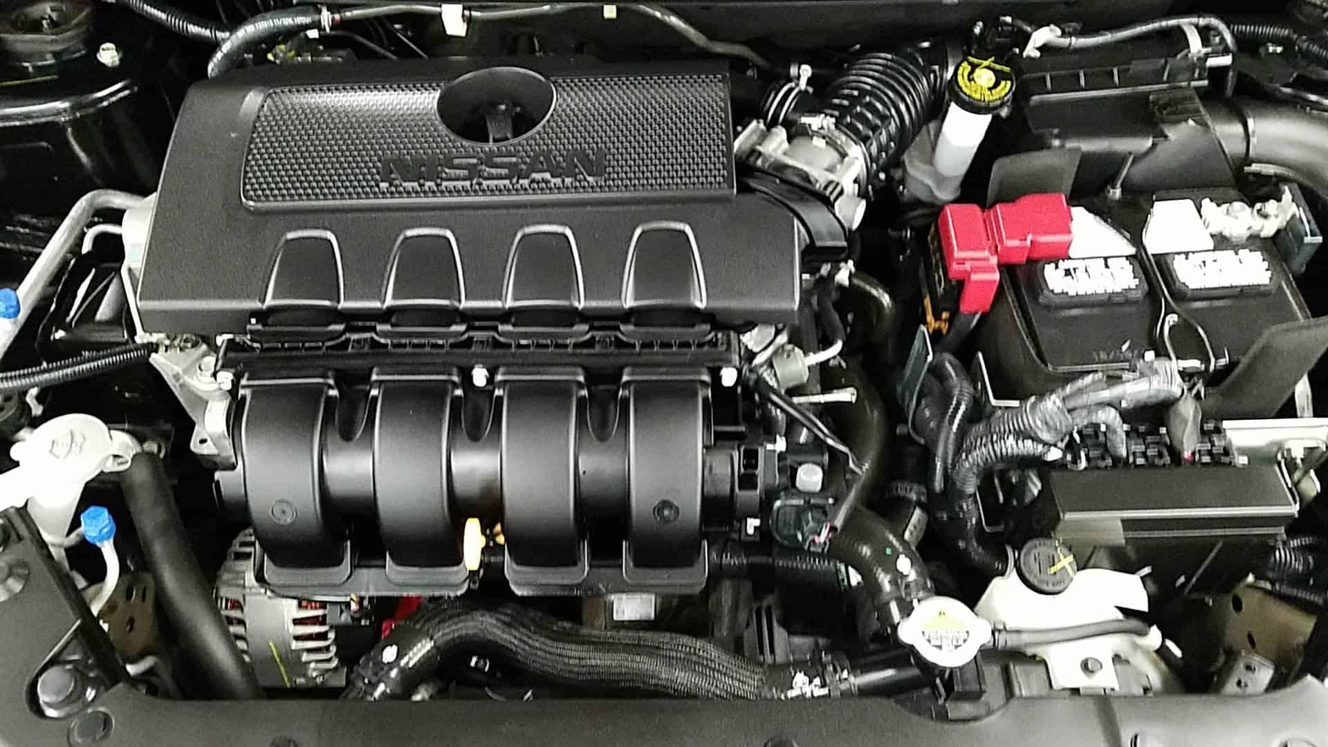 2016 Nissan Sentra 12