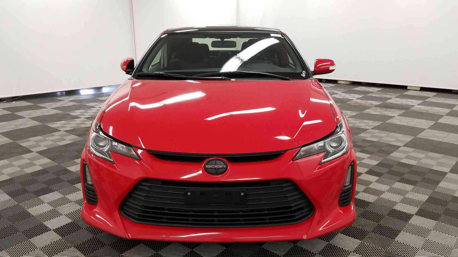 2016 Scion TC 2