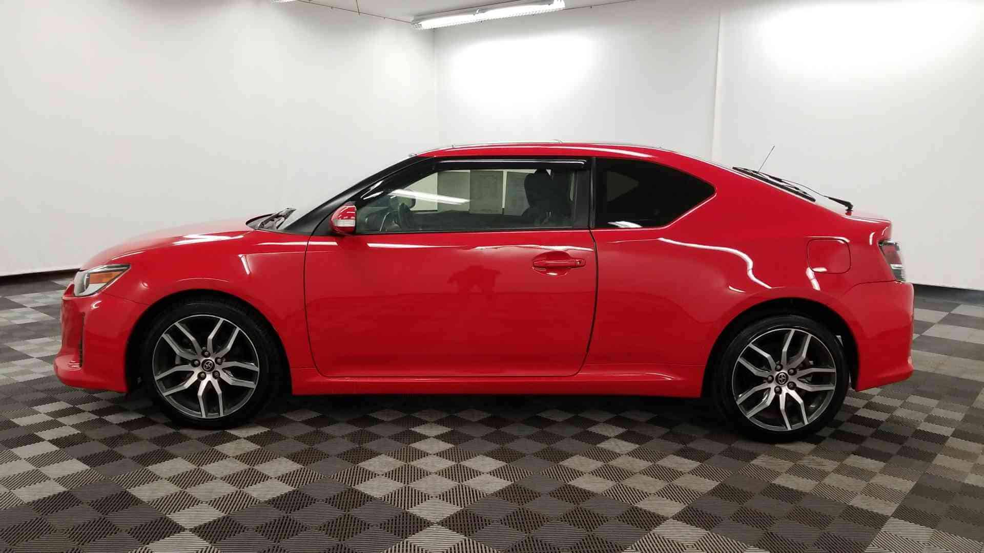 2016 Scion TC 5