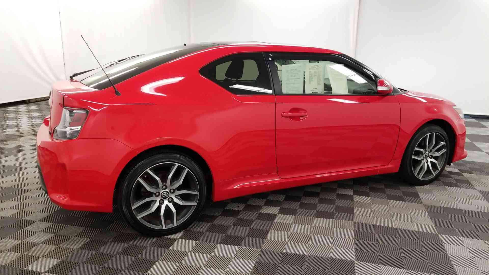 2016 Scion TC 8