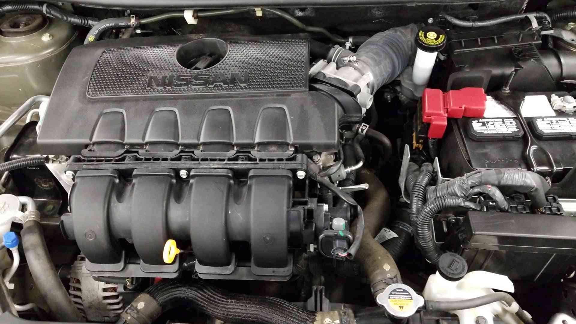 2017 Nissan Sentra 11